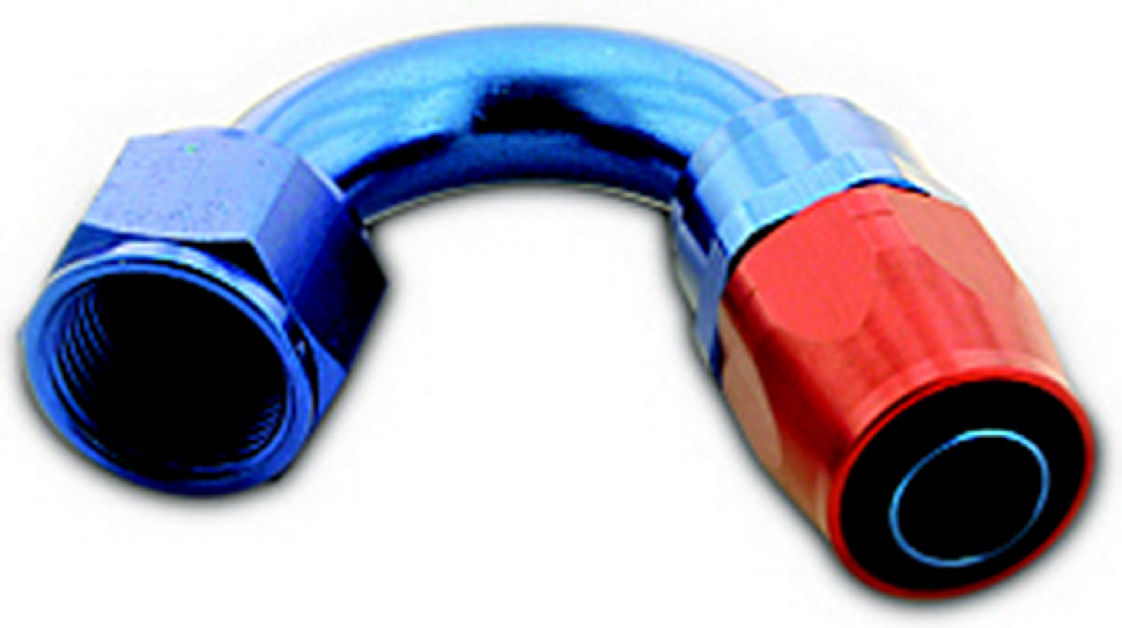Hose End #8 150 Degree Swivel