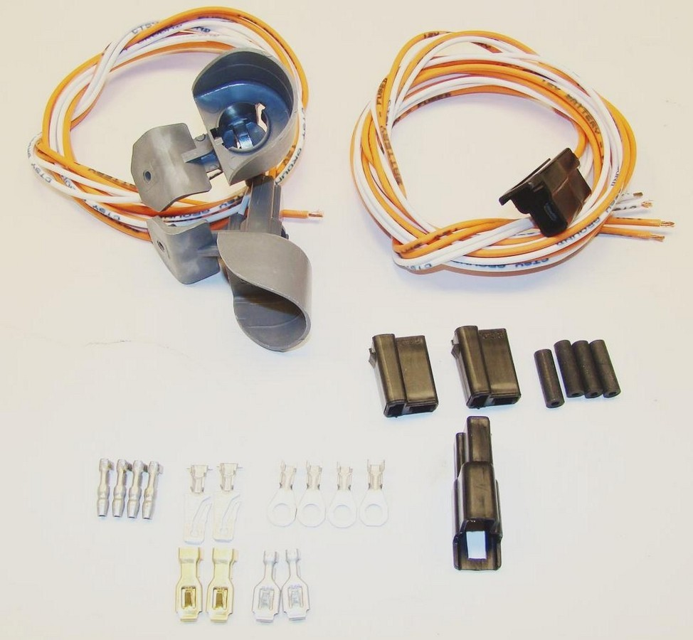American Autowire 500081 Courtesy Light Harness, Two Lights, Requires Standard 631 Bulb, Universal, Kit