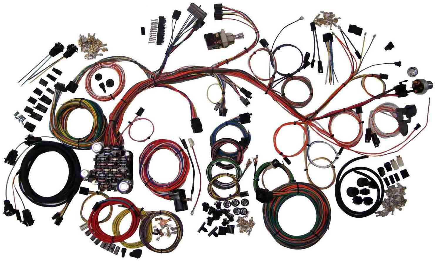 American Autowire 510063 Impala 1961-64 Classic Update Wiring Harness