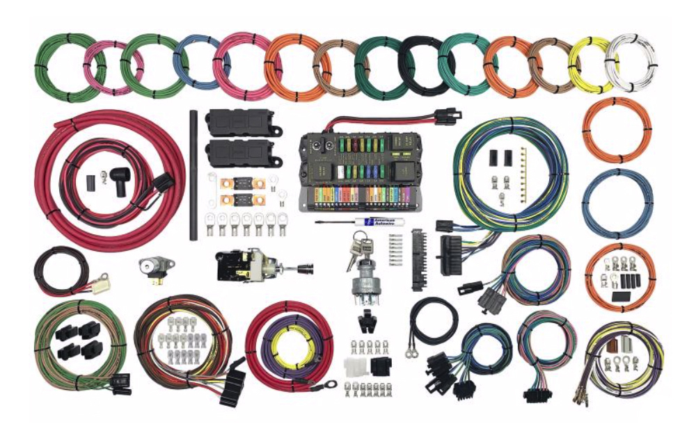 American Autowire 510760 Highway 22 Plus Wiring Kit