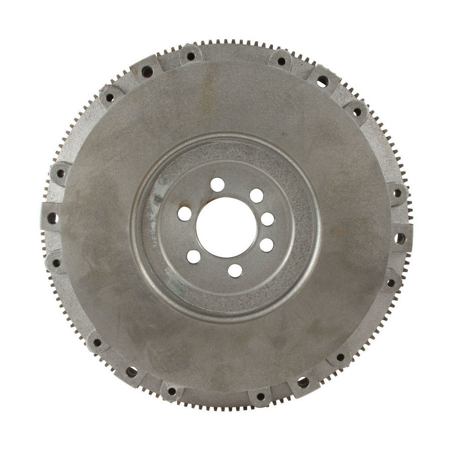 ACE Racing Clutches R105205K Flywheel, 153 Tooth, 15.8 lb, Iron, Natural, External Balance, Small Block Chevy, Each