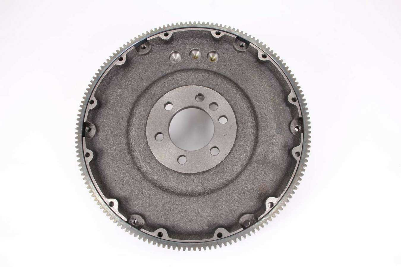 ACE Racing Clutches R105206K Flywheel, 153 Tooth, 16.6 lb, Iron, Natural, Internal Balance, Small Block Chevy, Each