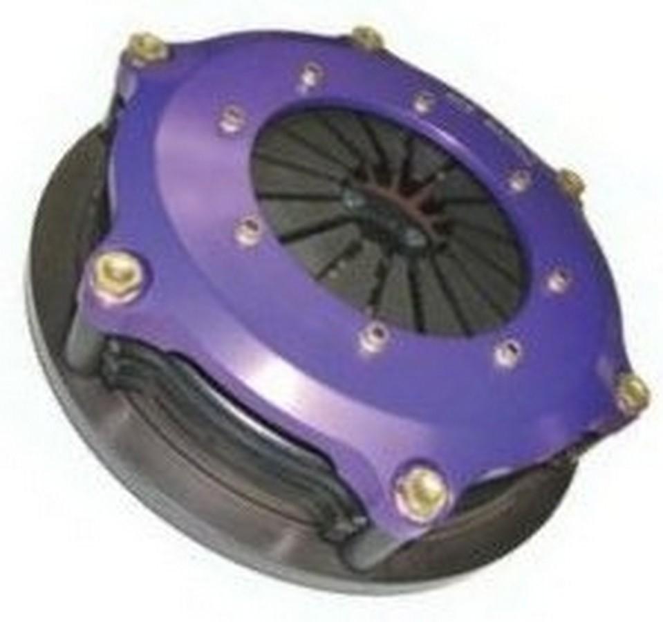 ACE Racing Clutches R725003K3 Clutch Kit, Maxi-Lite, Triple Disc, 7-1/4 in Diameter, 1-1/8 in x 10 Spline, Sprung Hub, Ceramic / Metallic, GM, Kit