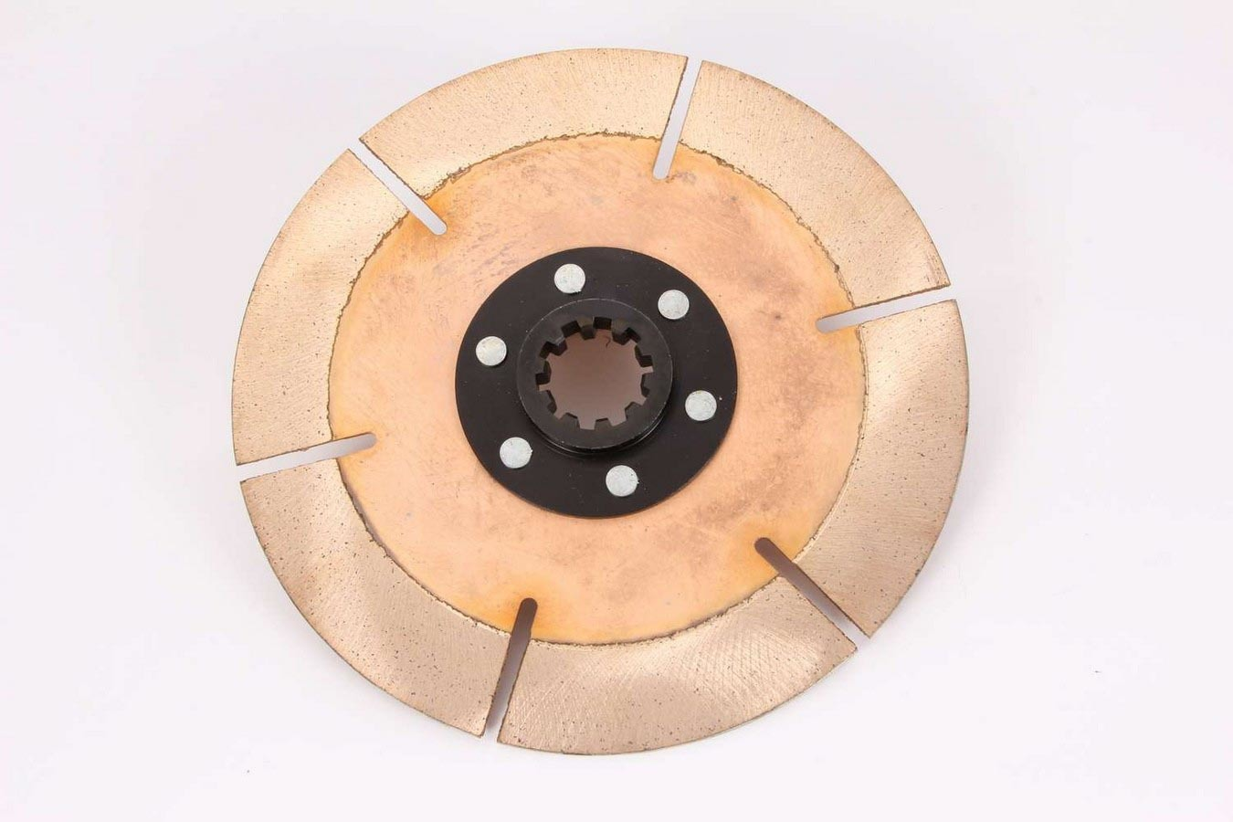 ACE Racing Clutches R725103K Clutch Disc, 7-1/4 in Diameter, 1-1/8 in x 10 Spline, Ceramic / Metallic, Universal, Each