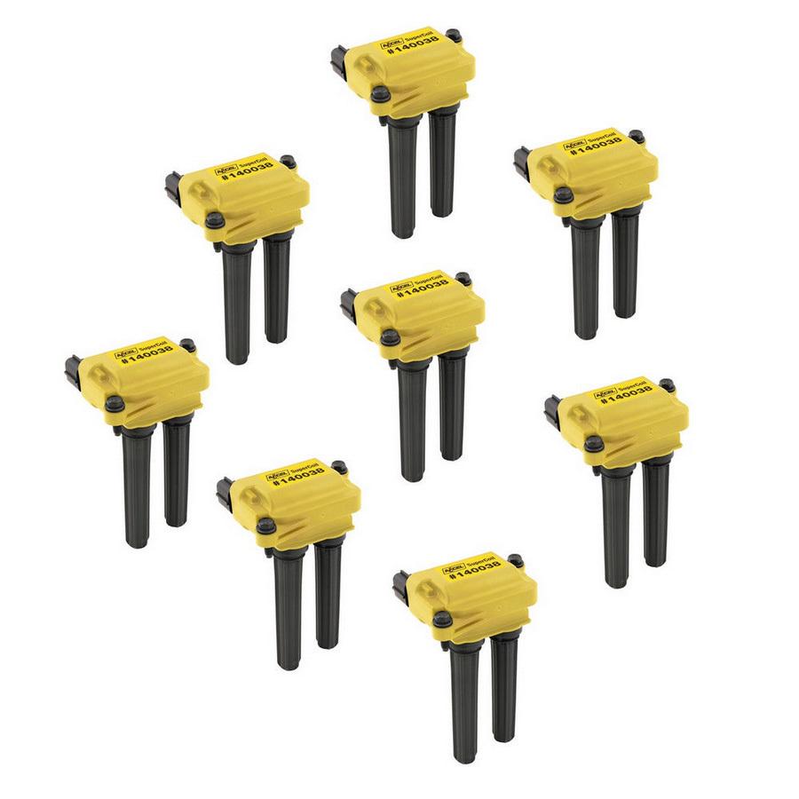 Super Coil Hemi 5.7/6.1L w/Dual Plug Coils 8pk
