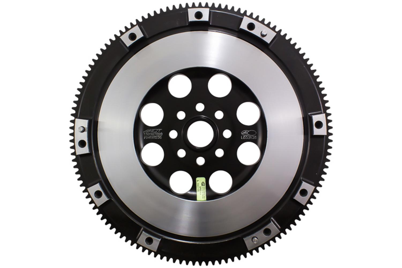 Advanced Clutch Technology 600235 Flywheel, Streetlite, 124 Tooth, 15.5 lb, SFI 1.1, Steel, Internal Balance, Subaru STI / Legacy 2.0 L / 2.5 L 2002-13, Each