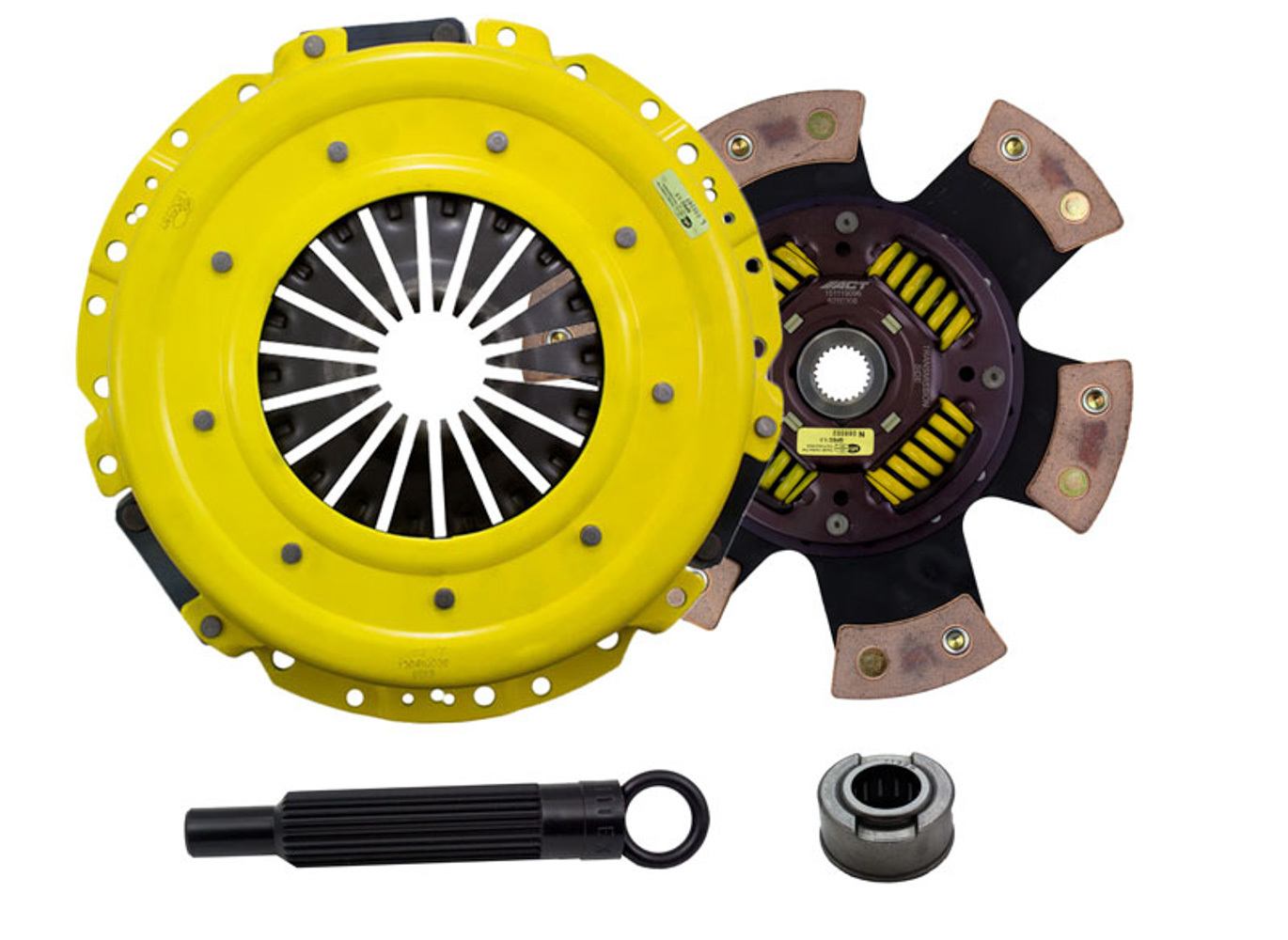 HD Clutch Kit Mustang GT 11-12