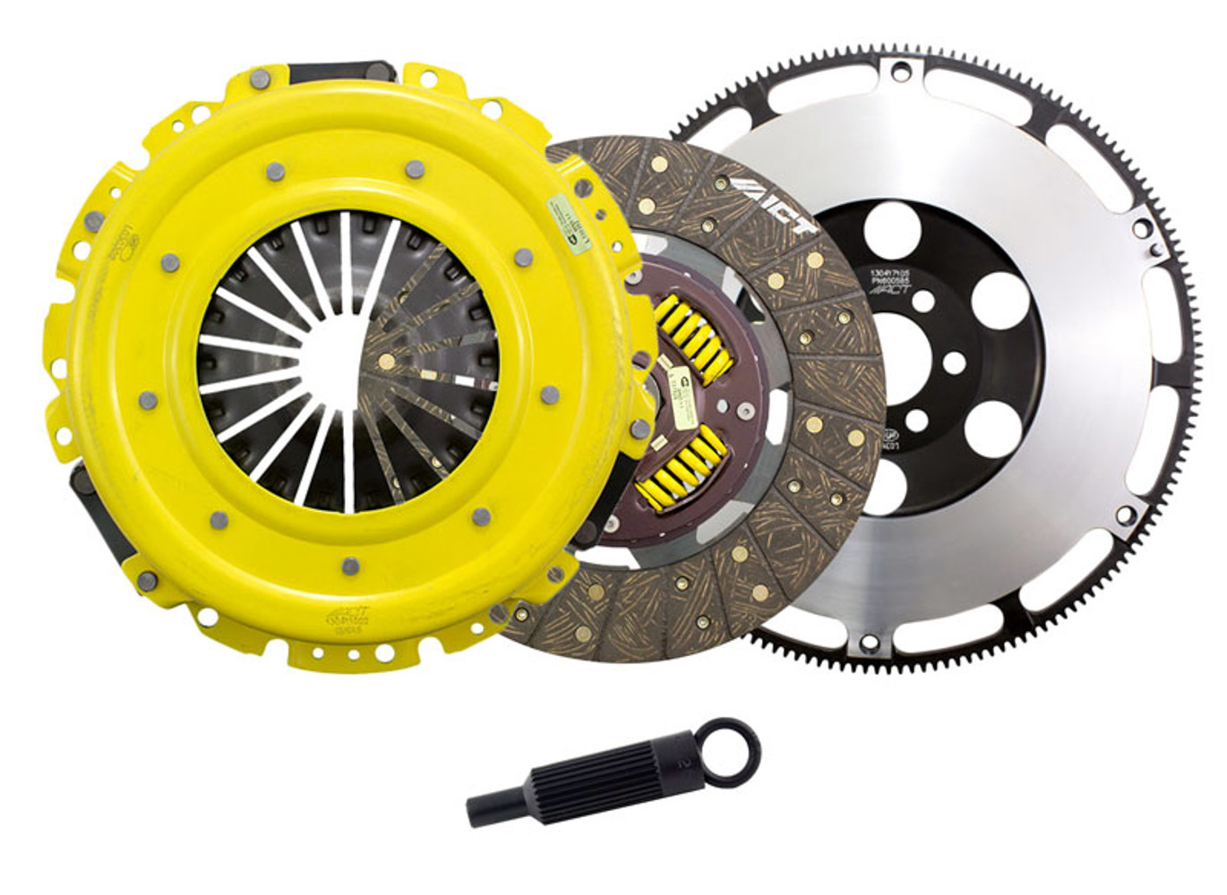 HD Clutch Kit 2010-11 Camaro V8