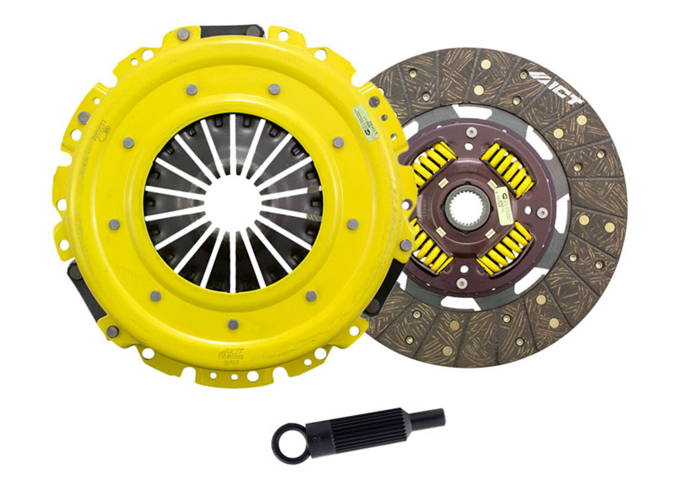 HD Clutch Kit 1997-10 Corvette 98-02 Camaro V8