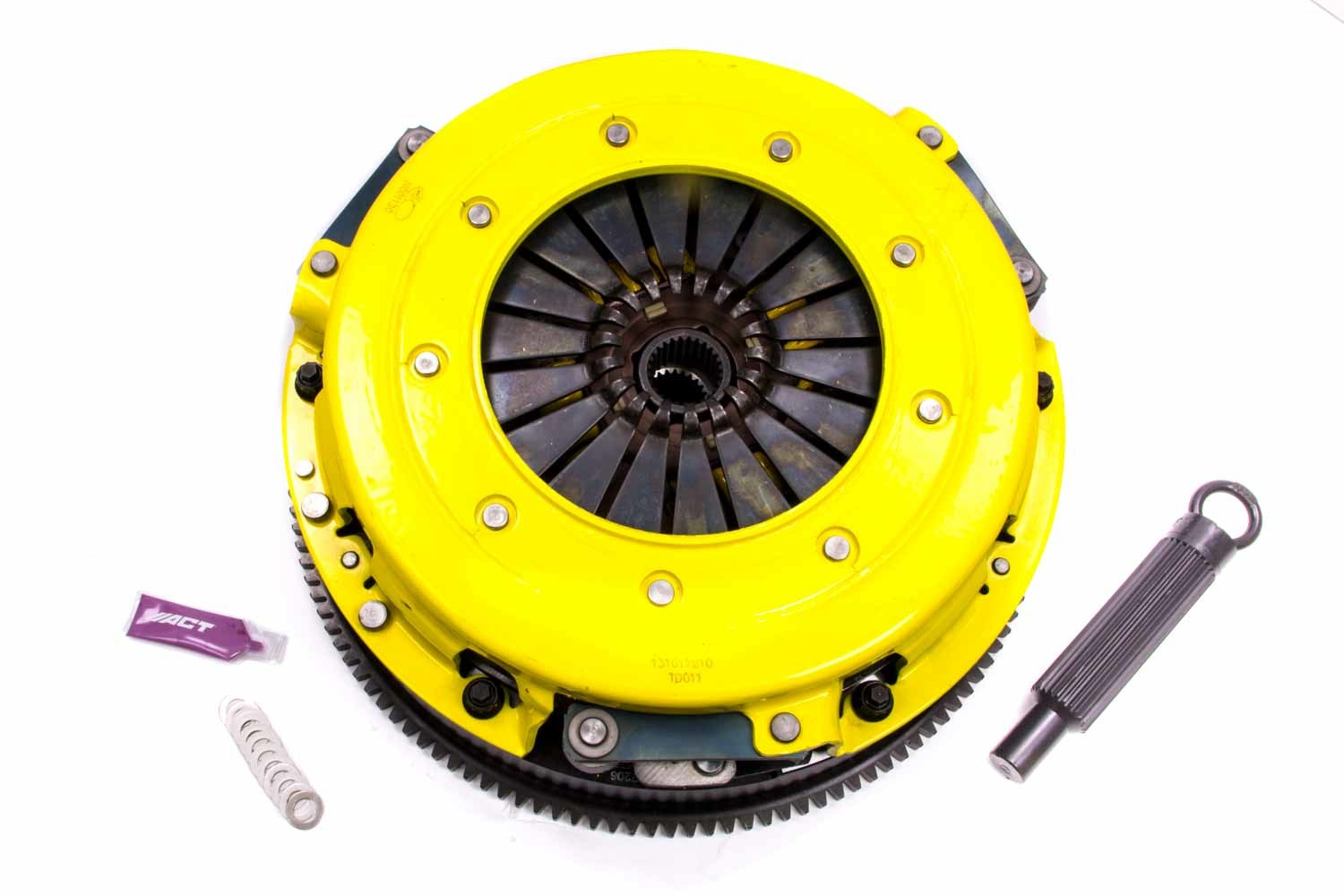 Twin Disc HD Clutch Kit 08-12 Dodge Challenger