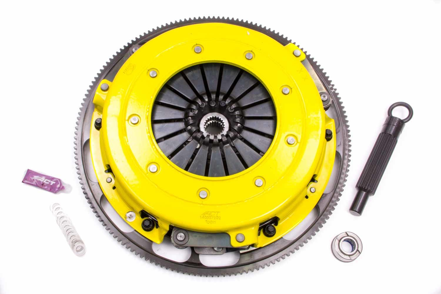 Twin Disc Clutch Kit Mustang GT 11-12