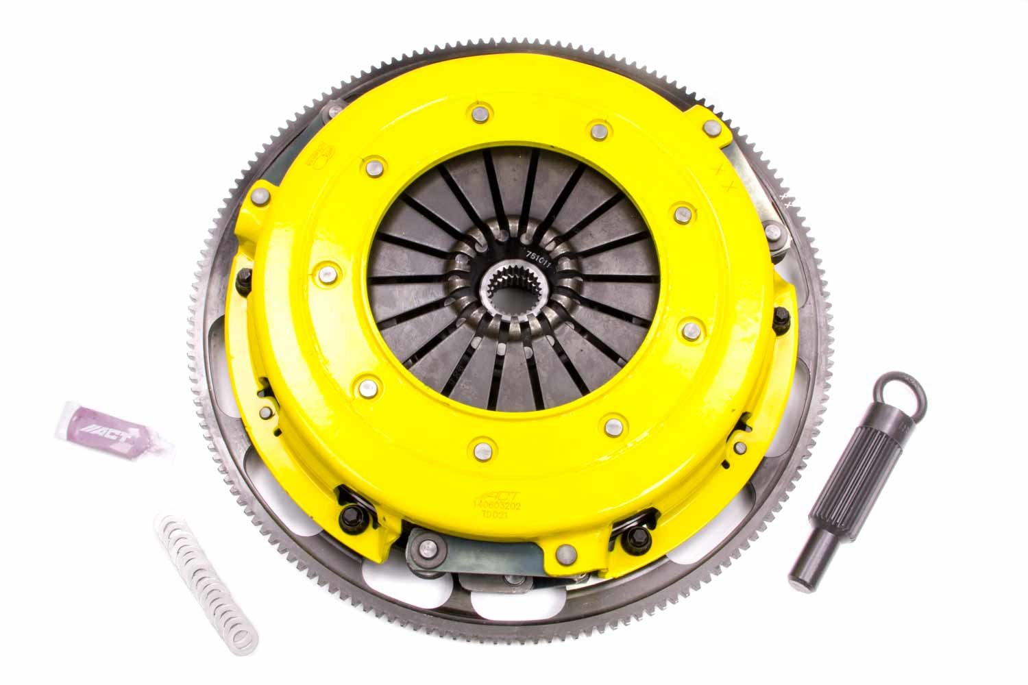 Twin Disc Clutch Kit Ford 5.4L Mustang Shelby