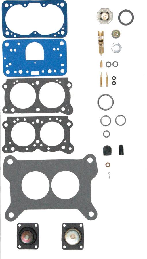 AED Performance 23001 Carburetor Rebuild Kit, Pro Series, Holley 2300 Carburetors, Gas, Kit