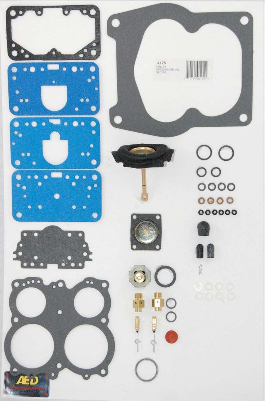 AED Performance 4175 Carburetor Rebuild Kit, Performance, Holley 4175 Carburetors, Gas, Kit