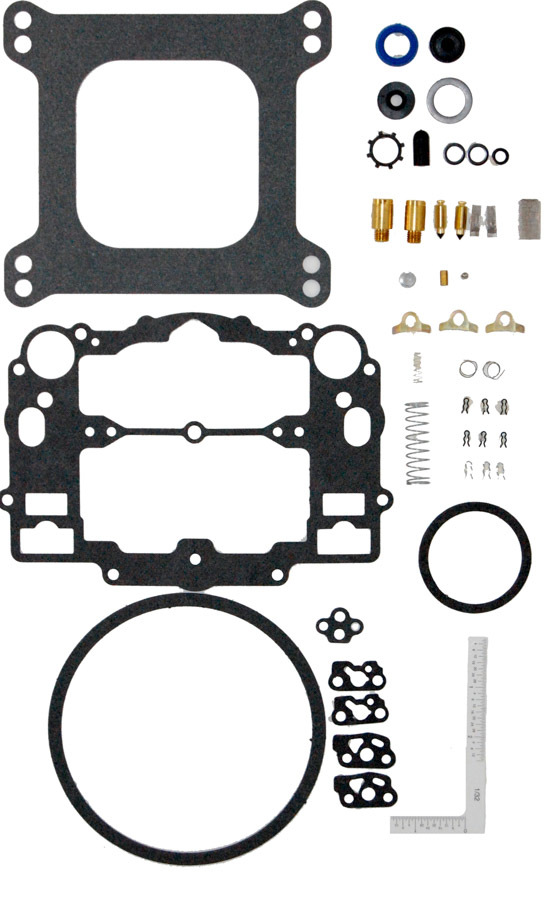 AED Performance 4190 Carburetor Rebuild Kit, Performance, Carter / Edelbrock Carburetors, Gas, Kit