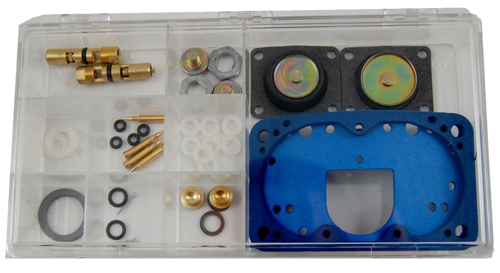 AED Performance 6052 Carburetor Hardware, Diaphragms / Gaskets / Hardware / Needle / Seats, Holley Carburetors, Kit