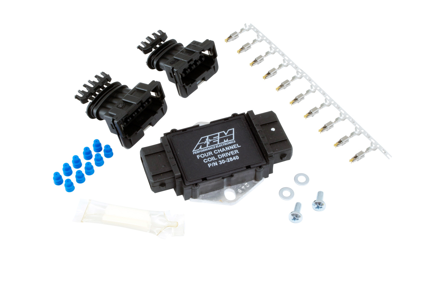 AEM 30-2840 Ignition Coil Drivers, 4 Channel, Each