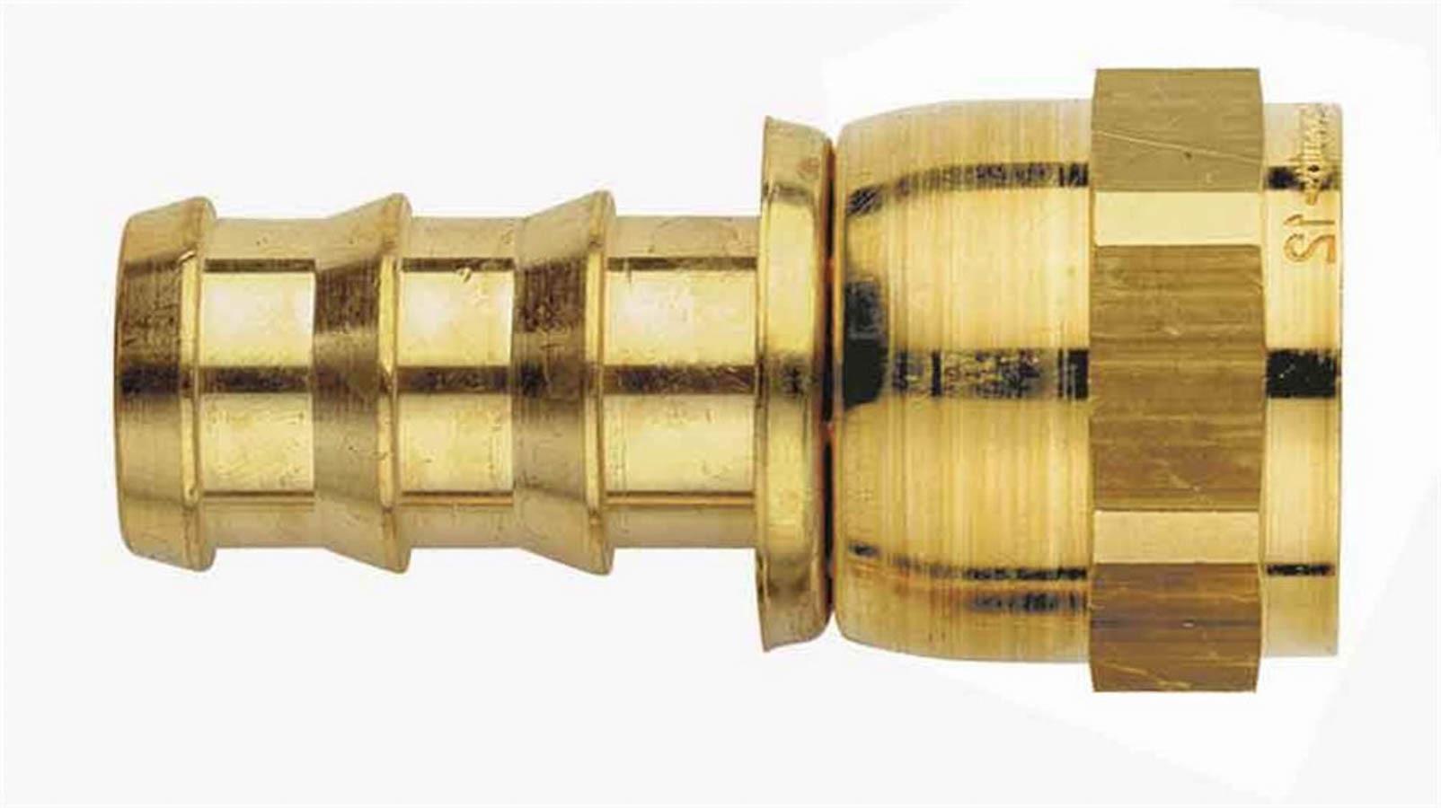 #6 Brass 37d Swivel