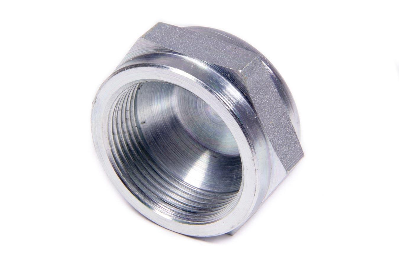Aeroquip FCM3567 Fitting, Cap, 20 AN, Steel, Zinc Oxide, Each