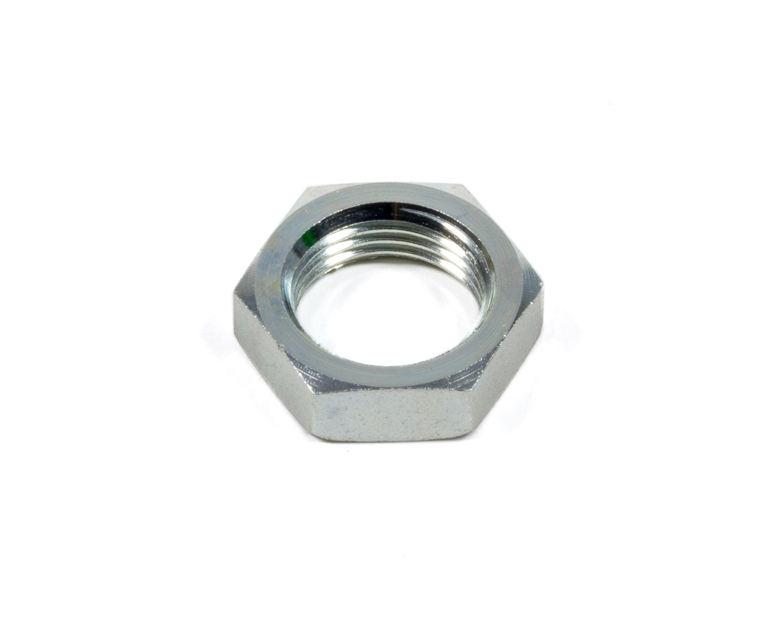 Aeroquip FCM3584 Bulkhead Fitting Nut, 8 AN, Steel, Natural, Each