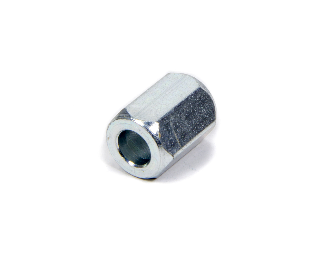Aeroquip FCM3591 Fitting, Tube Nut, 3 AN, 3/16 in Tube, Steel, Nickel Plated, Each