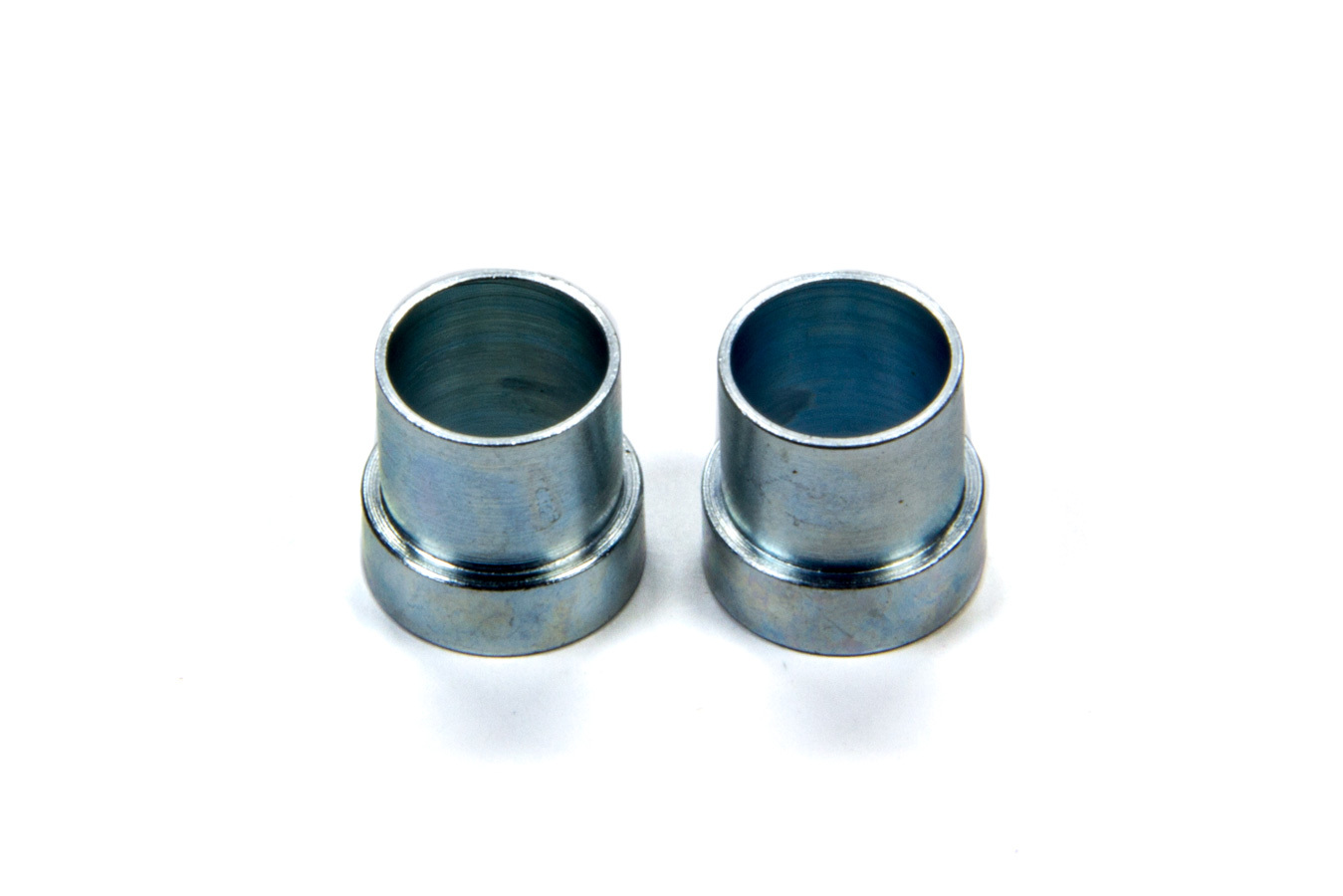 Aeroquip FCM3680 Fitting, Tube Sleeve, 6 AN, 3/8 in Tube, Steel, Nickel Plated, Pair