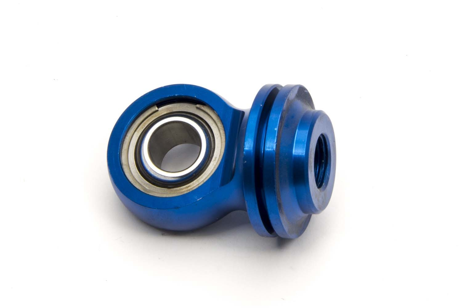 AFCO Racing Products 1004 Shock End, Spherical, Standard, Aluminum, Blue Anodize, 11/13 Series, Each