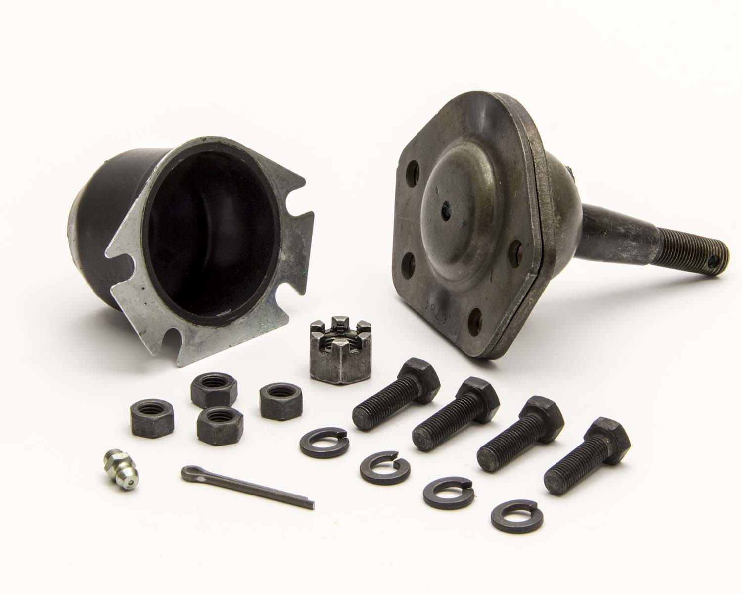 Afco 20032-1 Ball Joint, Greasable, Upper, Bolt-In, AFCO Control Arms, Longer Stud to Raise Roll Center, Each