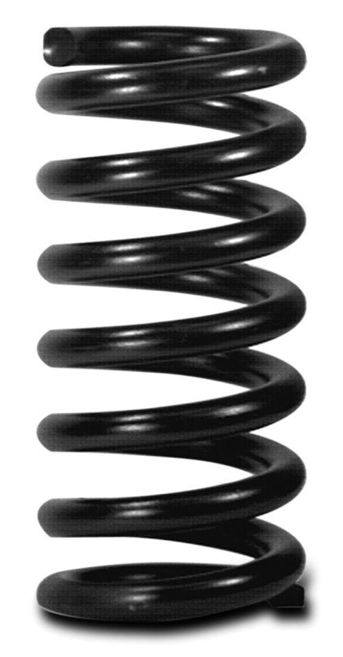 AFCO Racing Products 20900-1B Coil Spring, Conventional, 5.5 in OD, 9.500 in Length, 900 lb/in Spring Rate, Front, Black Powder Coat, Each