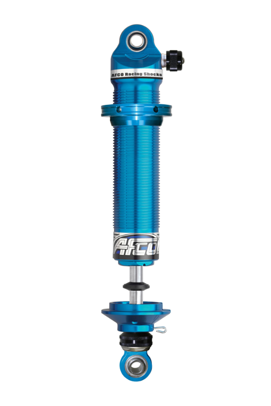 AFCO Racing Products 3860BGX Shocks, Big Gun X, Twintube, 11.00 in Compressed / 14.92 in Extended, Each