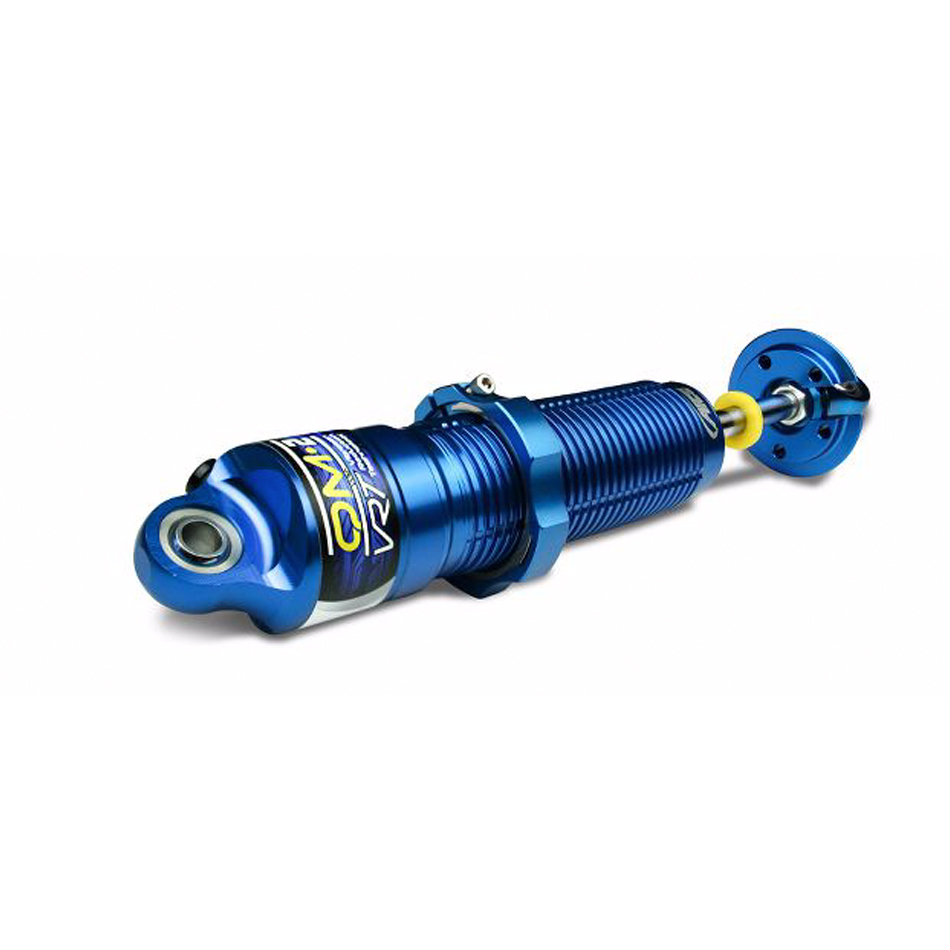 AFCO Racing Products 523-30-20-0 Shock, 52 Series, QM2, Monotube, 7.70 in Compressed / 10.20 in Extended, 1.50 in OD, 3-2 Valve, Threaded Aluminum, Blue Anodize, Kit