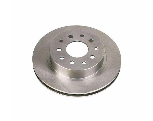 AFCO Racing Products 9850-6600 Brake Rotor, 11.500 in OD, 5 x 4.5 / 4.75 in Bolt Pattern, Iron, Natural, Universal, Each