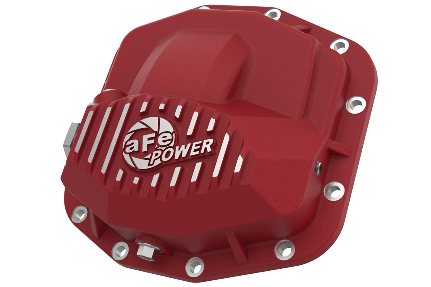 Pro Series Front Differe ntial Cover Red (Dana M2