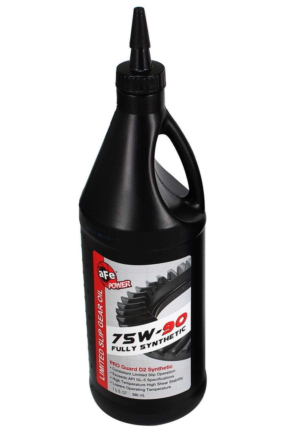 Gear Oil 75w90 1 Quart