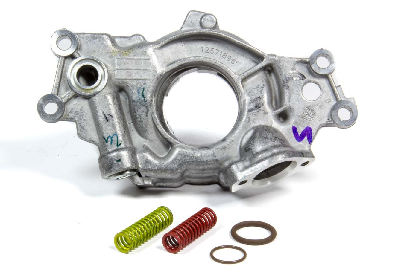 GM LS Series Oil Pump S/S & Race
