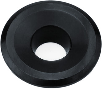 Air Flow Research 8511 Valve Spring Retainer, 10 Degree, 1.125 in / 0.705 in OD Steps, 1.500 in Dual Spring, Chromoly, Each