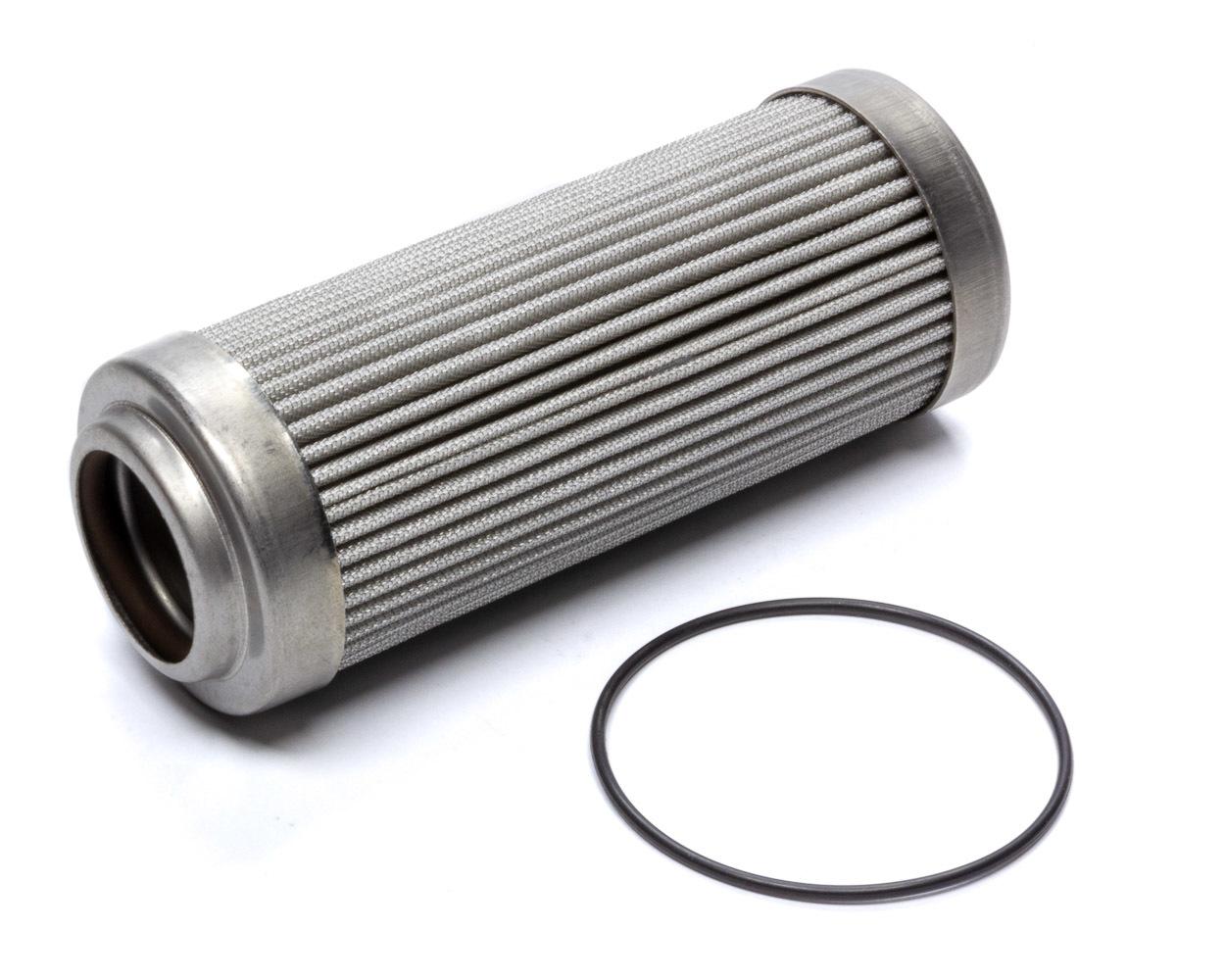 Aeromotive 12639 Fuel Filter Element, 10 Micron, Microglass Element, Aeromotive In-Line Fuel Filters, Each