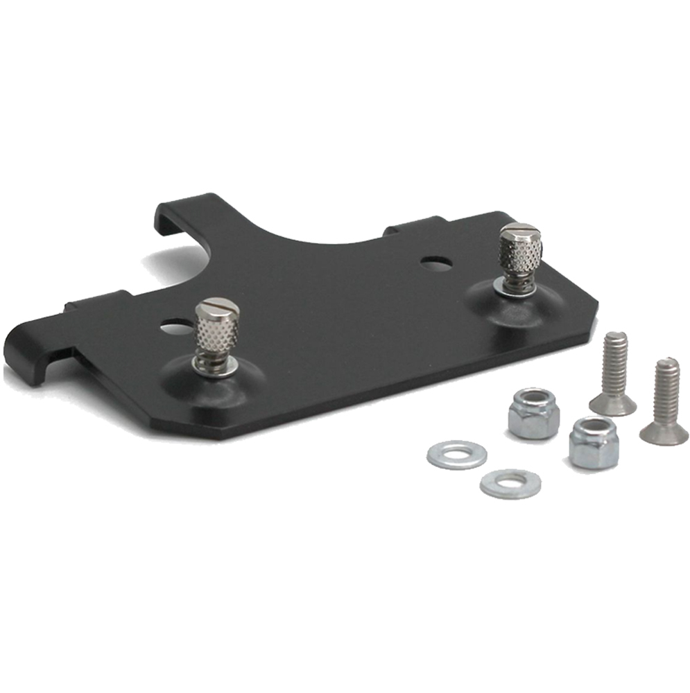 AIM Sports DNKTKPFSOL5 Mounting Bracket, Steel, Black Paint, AiM Solo2 / Solo2 DL, Each