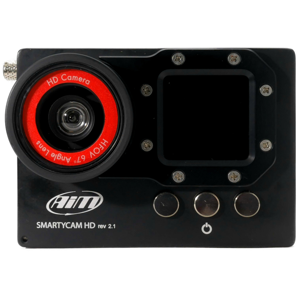 Aim Sports Camera Smarty HD 84 Deg Wide Veiw w/Can Bus 4m