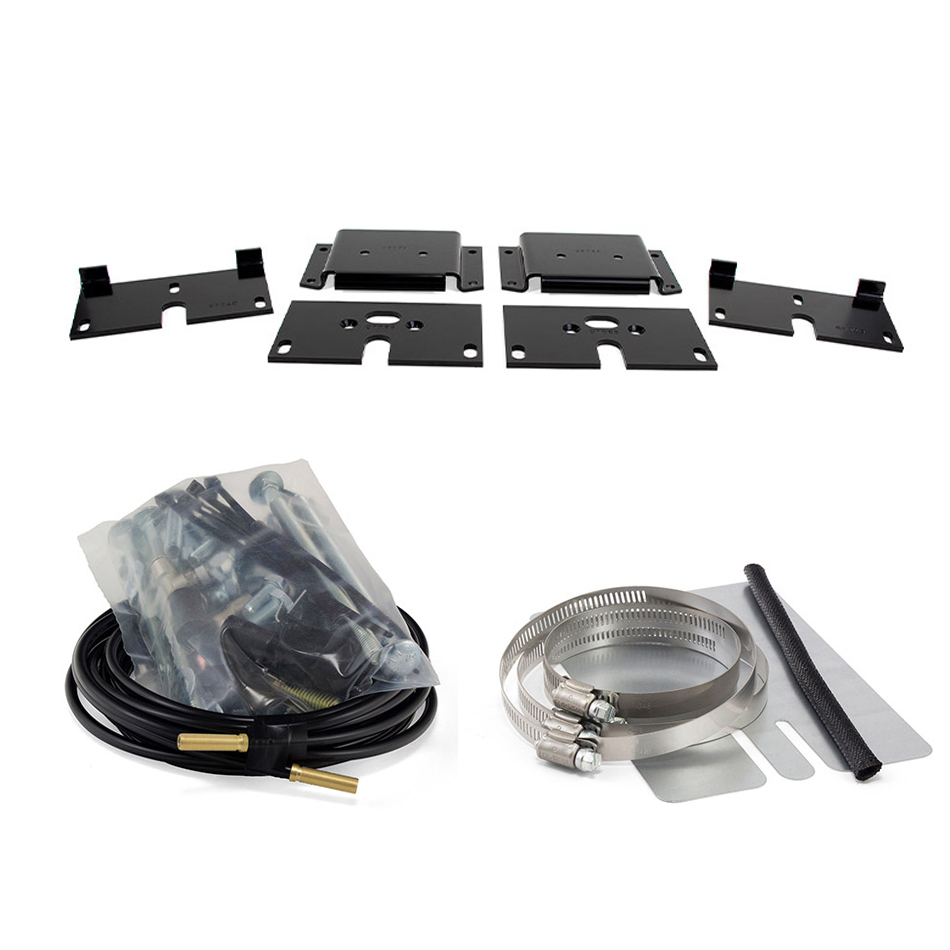 Air Spring Kit Loadlifter 5000 Bags Brackets 5000 lb Rear Ford Ranger 2019 Kit