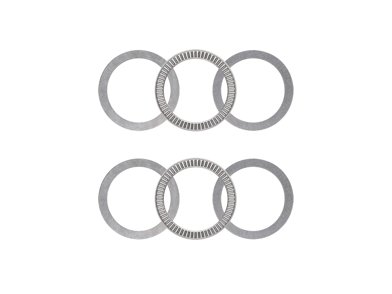 Thrust Bearing Kit 2.500 I.D. x 3.225 O.D.