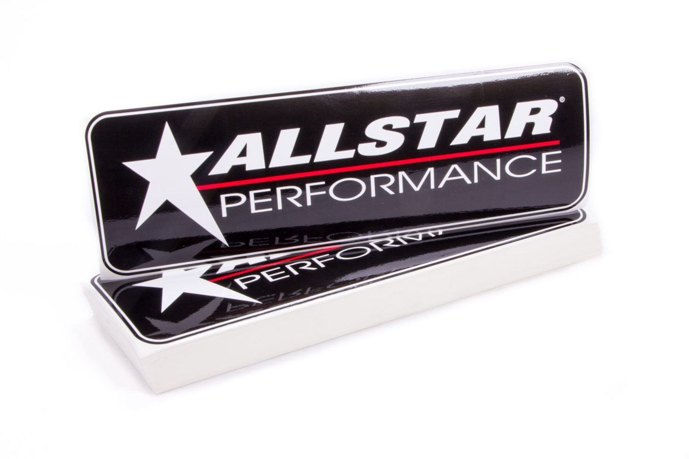Allstar Performance  Decal 3x10 100pk