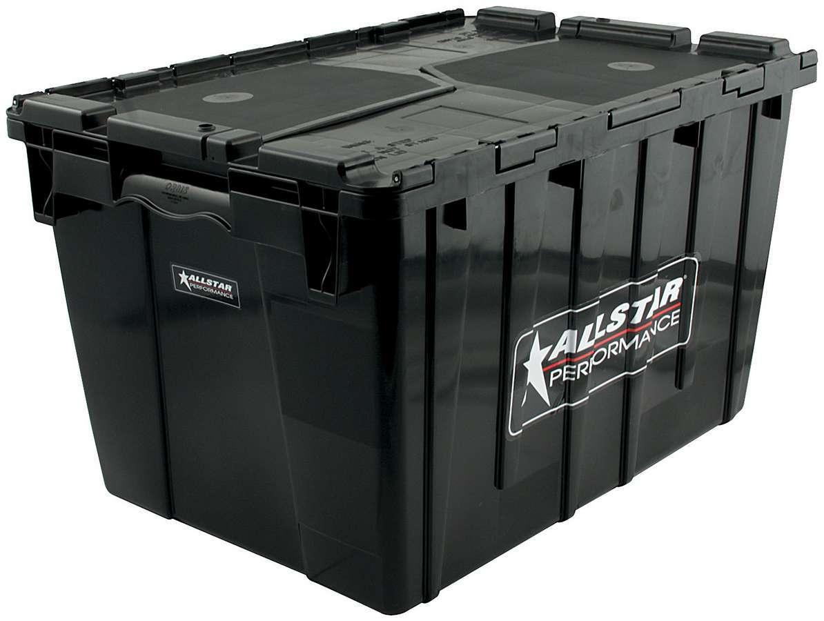 Allstar Performance 059 Universal Storage Case, 20 x 14 x 12 in, Single Compartment, Plastic, Black, Each