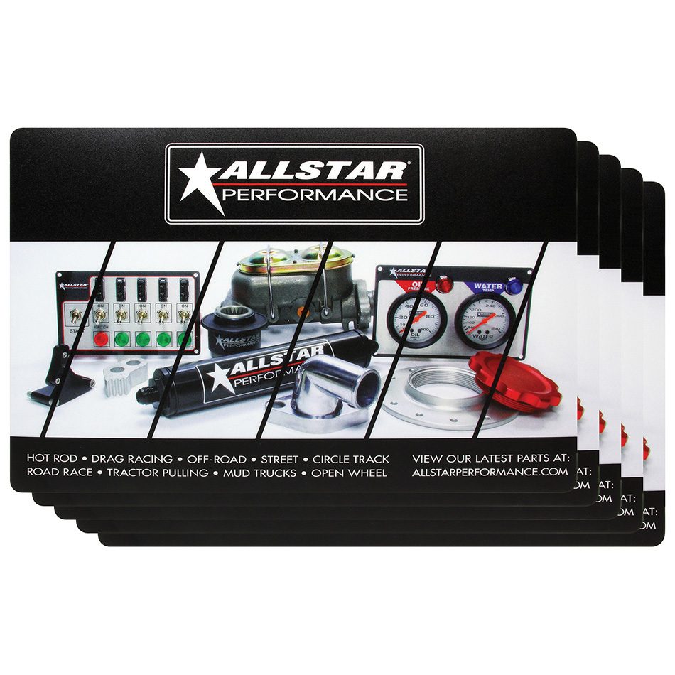 Allstar Performance  Counter Mat 5pk
