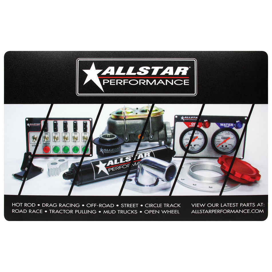 Allstar Performance  Counter Mat