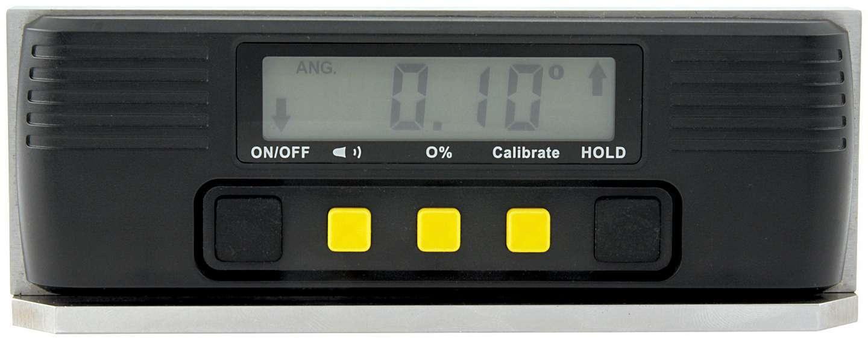 Allstar Performance 10744 Level, Digital, 6 x 2-1/4 in Rectangle, 1-1/8 in Deep, Magnetic Base, Each