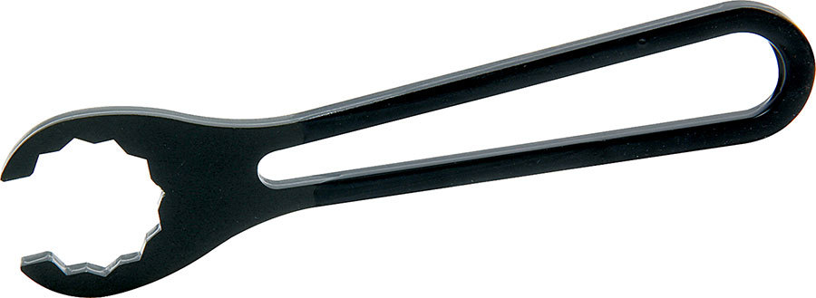 Allstar Performance 11179 AN Wrench, Single End, 10 AN, Rubber Coated Handle, Steel, Black, Each