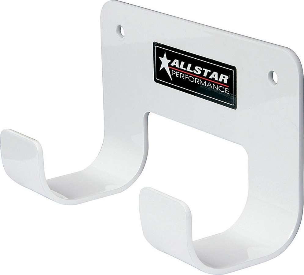 Allstar 12202 Cordless Drill Holder, Steel, White Paint, Each
