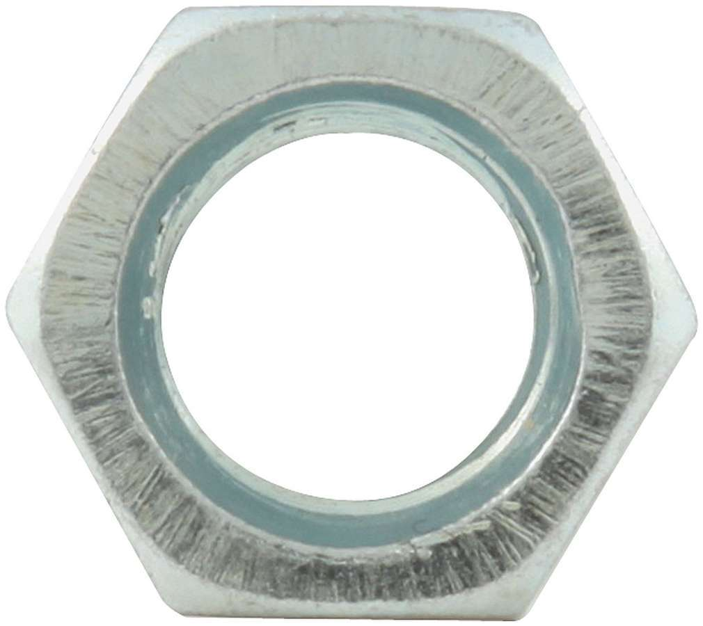 Allstar Performance 16052-10 Nut, 3/8-24 in Thread, Hex Head, Steel, Zinc Oxide, Universal, Set of 10