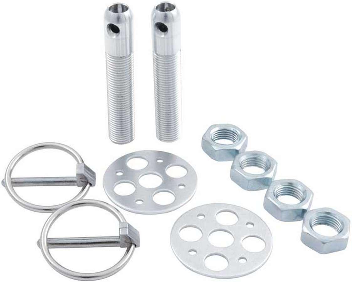 """ALL18470 Allstar Performance Lightweight Scuff Plate Aluminum 3//8/"""" ALL18470"""